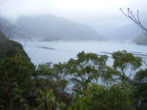 20090322-120曽根 釣場と賀田湾