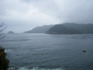 20090322-077甫母町より笹野島(左)と牟婁崎方面(右)