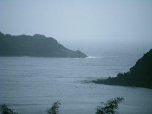 20090322-056二木島町太郎坂広場 英虞崎(左)と牟婁崎(右)方面