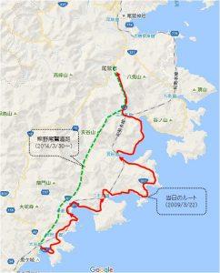 熊野~尾鷲地図