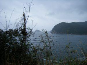 20090322-064甫母町 二木島湾 牟婁崎方面