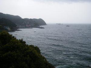 20090322-002国道311号線より磯崎漁港方面