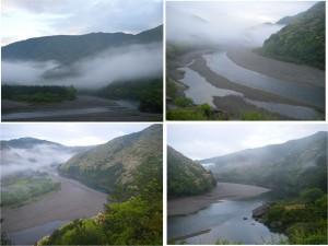 ◆20080503熊野~高野山までの景色・北山川10
