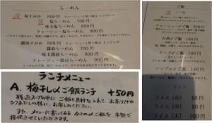 ◇実食ランチメニュー20140519麺屋すみか (8)