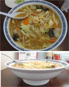 ★醤油ラーメン20140522らーめん麺の館(豊田) (10)