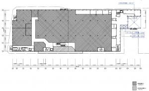 2階 建物配置図