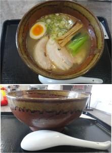 ★塩ラーメン20140717麺喰亭 なかなか (10)