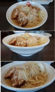 20121014まるぎん本舗(豊橋市)豚そば