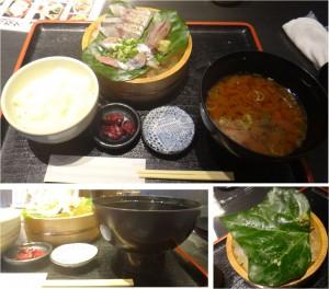 ★選べる刺身3種盛り定食-1 20140719まるさ水産大垣店 (13)
