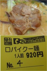 ■パイクーアップ パイクー麺20140523九州物産展 (13)