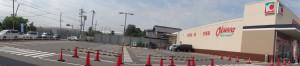 ◇20140719オークワから見たトライアル安八店 (1)