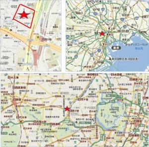 ◇地図 四谷再開発