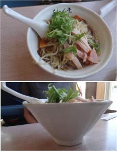 ★野菜らーめん 塩 20140815モスちりめん亭 (12)