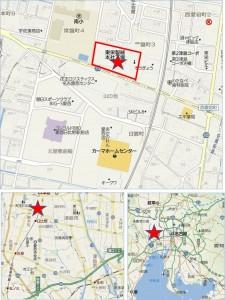 ◇地図ケーズデンキ津島店