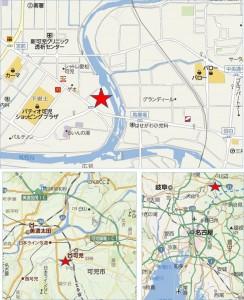 ◆地図ゲンキー鳥屋橋西店