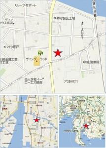 ◇地図20140904ゲンキー田戸店 (19)