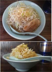 ★20140830麺屋滝昇ラーメン720円
