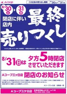 売り尽くし三ケ日・プレオAコープ三ケ日店 (2)