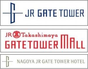 ◇JRゲートタワー ロゴ