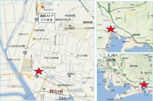 ◇地図食鮮館タイヨープレオみっかび
