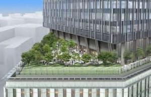 パース 5階 スカイガーデン 大名古屋ビルヂング2014121101