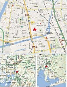 ◇地図 豊田五丁目計画
