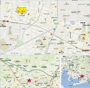 ◆地図フィール豊川西店