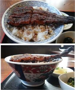 ★うな丼 うなぎの大国(安城市)20141115  (2)