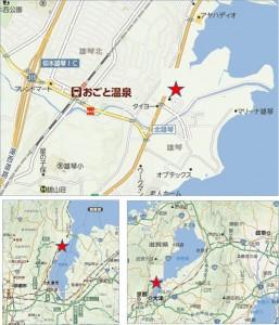■地図 ラ・ムー大津雄琴店-1