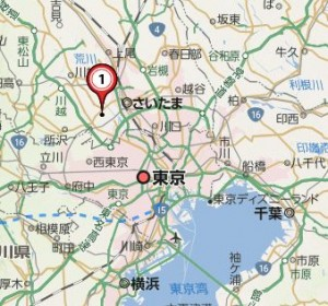 ヤオコー志木本町店 地図-3