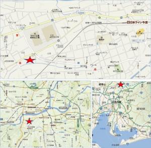 ◆地図 ゲンキー土田店