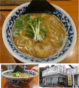 ★鶏白湯ラーメン 麺屋 轍豊川店20141126 (5)