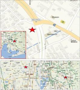 ◆地図 カネスエフェルナ朝日店
