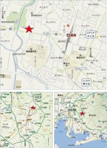 ■地図 カネスエ フェルナ猿投予定地20150108 (4)