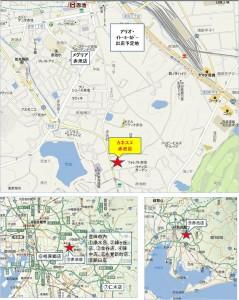 ■地図 カネスエ フェルナ赤池店20150108