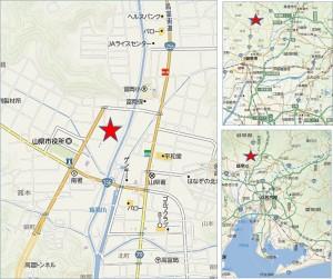 ◆地図 20150110ザ・ビッグエクストラ岐阜山県店 (10)