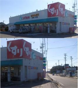 ■現店舗スギ薬局寺津店20150118