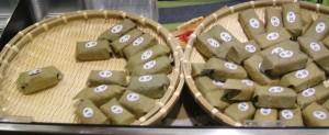 柿の葉寿司バラバイキング20090811近商ストア ハーベス天王寺店