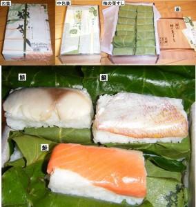 ■200805222たなか柿の葉寿司・集合