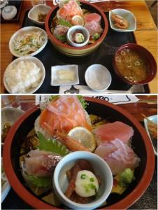 ★刺身定食20141214北海道