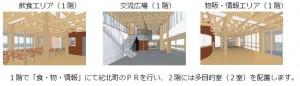 パース内部 三浦パーキングエリア紀勢自動車道