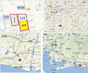 ◆地図クリエイトエスディ浜松三島店