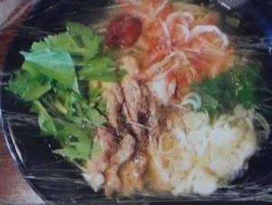 鶏そば20141220陣屋 (5)POP