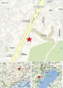 ◆地図-オーケー梶山