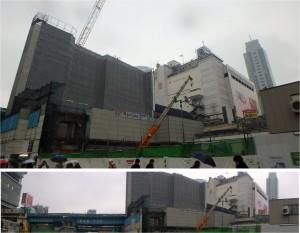●20150130渋谷駅周辺開発①東棟