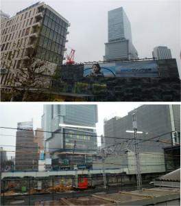 ◆20150130渋谷駅周辺開発①東棟