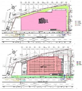 ◆建物配置図