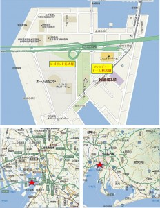 ●ファニチャードーム本店 地図