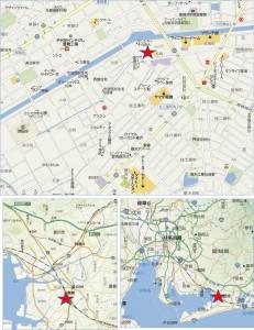 ◇地図ラ・ムー豊橋大黒天物産 (155)