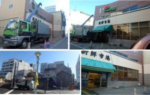 ■やまのぶ本店20150202豊田市駅前北通り再開発 (2)